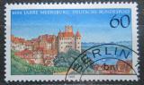 Poštovní známka Německo 1988 Meersburg milénium Mi# 1376
