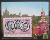 Poštovní známka Čad 1972 Sojuz 11 Mi# Block 32