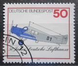 Poštovní známka Německo 1976 Junkers F 13 Mi# 878