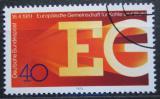 Poštovní známka Německo 1976 Společenství uhlí a oceli Mi# 880