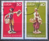 Poštovní známky Německo 1976 Evropa CEPT, umění Mi# 890-91