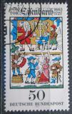 Poštovní známka Německo 1977 Cestující lékař Mi# 953