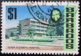 Poštovní známka Barbados 1970 Nemocnice Mi# 310