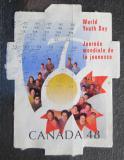Poštovní známka Kanada 2002 Světový den mládeže Mi# 2067