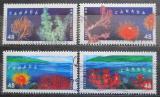 Poštovní známky Kanada 2002 Korály Mi# 2049-52