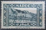 Poštovní známka Francouzské Maroko 1942 Údolí Draa Mi# 171