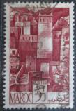 Poštovní známka Francouzské Maroko 1947 Kasbah Mi# 251