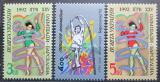 Poštovní známky Ukrajina 1992 LOH Barcelona Mi# 83-85