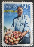 Poštovní známka Austrálie 2007 Farmář Mii# 2871