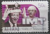 Poštovní známka Austrálie 2006 Australská televize, 50. výročí Mii# 2737