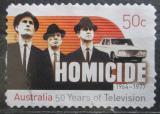 Poštovní známka Austrálie 2006 Australská televize, 50. výročí Mii# 2738