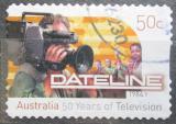 Poštovní známka Austrálie 2006 Australská televize, 50. výročí Mii# 2739