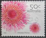 Poštovní známka Austrálie 2005 Actinodium cunninghamii Mii# 2471