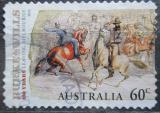 Poštovní známka Austrálie 2010 Burke a Wills Mi# 3452