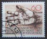 Poštovní známka Německo 1980 Ruka Mi# 1056
