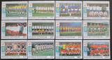 Poštovní známky SAR 1981 MS ve fotbale Mi# 706-17