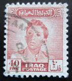 Poštovní známka Irák 1948 Král Faisal II. Mi# 141