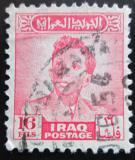 Poštovní známka Irák 1951 Král Faisal II. Mi# 162