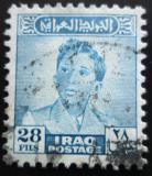 Poštovní známka Irák 1951 Král Faisal II. Mi# 163