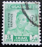 Poštovní známka Irák 1948 Král Faisal II. , úřední Mi# 146