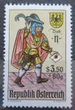 Poštovní známka Rakousko 1967 Den známek Mi# 1255