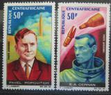 Poštovní známka SAR 1966 Kosmonauti Mi# 120-21