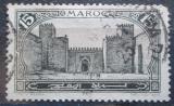 Poštovní známka Francouzské Maroko 1923 Mešita Mi# 55
