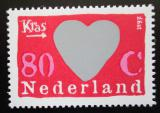 Poštovní známka Nizozemí 1997 Srdce Mi# 1607