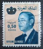 Poštovní známka Maroko 1981 Král Hassan II. Mi# 985