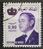 Poštovní známka Maroko 1981 Král Hassan II. Mi# 991