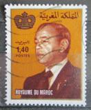 Poštovní známka Maroko 1983 Král Hassan II. Mi# 1012 I