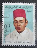 Poštovní známka Maroko 1968 Král Hassan II. Mi# 603
