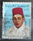 Poštovní známka Maroko 1968 Král Hassan II. Mi# 607