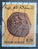 Poštovní známka Maroko 1976 Stará mince Mi# 849