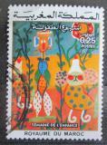 Poštovní známka Maroko 1975 Týden dětí Mi# 809