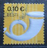 Poštovní známka Estonsko 2017 Poštovní roh Mi# 879