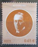 Poštovní známka Estonsko 2016 August Rei Mi# 856