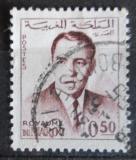 Poštovní známka Maroko 1962 Král Hassan II. Mi# 499
