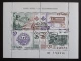 Poštovní známky Španělsko 1981 Poštovní muzeum Mi# Block 24