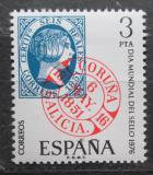 Poštovní známka Španělsko 1976 Světový den známek Mi# 2211
