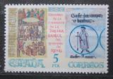 Poštovní známka Španělsko 1978 Miniatura z bible Mi# 2398
