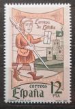 Poštovní známka Španělsko 1981 Den známek Mi# 2504