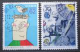 Poštovní známky Japonsko 1993 Deklarace lidských práv, 45. výročí Mi# 2196-97