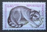 Poštovní známka Francie 1973 Mýval Mi# 1843