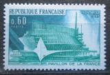 Poštovní známka Francie 1967 Výstava EXPO Mi# 1577