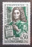 Poštovní známka Francie 1961 Pierre Fauchard Mi# 1361