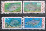 Poštovní známky Namíbie 1994 Ryby Mi# 764-67
