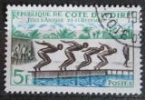 Poštovní známka Pobřeží Slonoviny 1961 Plavání Mi# 233