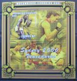 Poštovní známka Mosambik 2001 LOH Sydney, tenis Mi# Block 83 Kat 10€