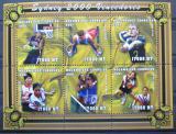 Poštovní známky Mosambik 2001 LOH Sydney Mi# 1906-11 Kat 12€